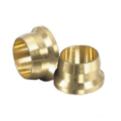 WADE BRASS TYPE A COMPRESSION RINGS - METRIC