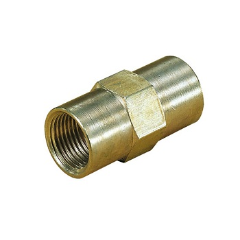 Enots Brass Tube-To-Tube Connectors