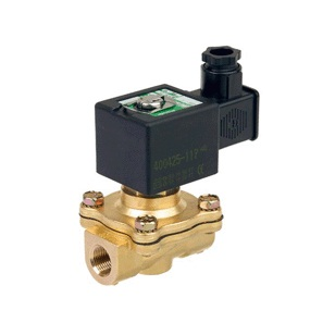 ASCO 210 2-WAY NORMALLY CLOSED SOLENOID VALVES