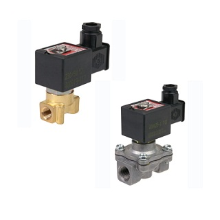 ASCO EXP 2-WAY NORMALLY CLOSED SOLENOID VALVES