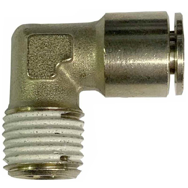 C-MATIC PUSH-IN MALE STUD ELBOW (TAPER)