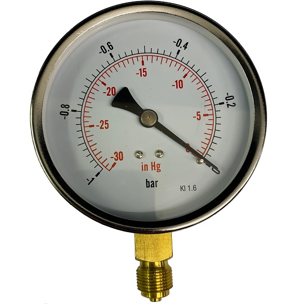 INDUSTRIAL VACUUM GAUGES