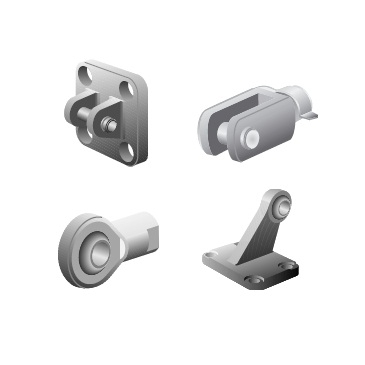 JOUCO CLEVIS/TRUNNION MOUNTINGS