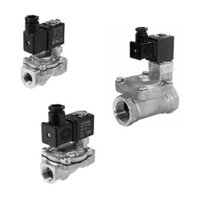 ASCO 238 2-WAY NORMALLY CLOSED SOLENOID VALVES