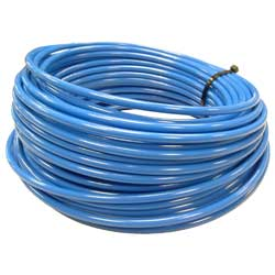 Blue Flexible Nylon Tube