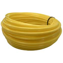 YELLOW FLEXIBLE NYLON TUBE