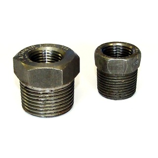 3000PSI BLACK HEX BUSH SCREWED BSP
