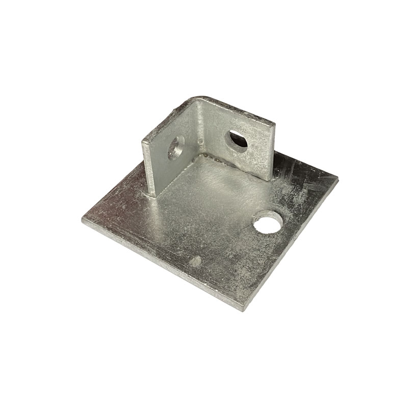 SQUARE BASE PLATES FOR 41MM CHANNEL