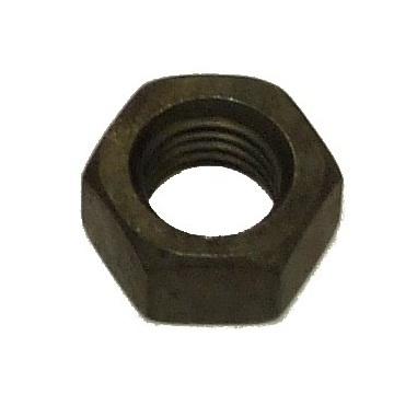 BSW Hex Black Full Nuts