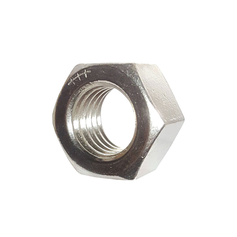 UNF C.F STEEL HEX FULL NUTS SELF COLOUR