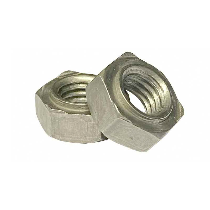 BRIT STANDARD COLLAR WELD NUTS