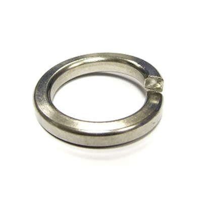 Square Section Spring Washers, Mild Steel BS4464