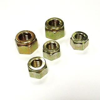 Philidas Self-Locking Nuts Metric
