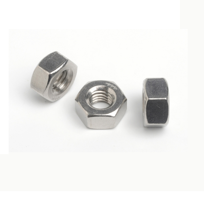 STAINLESS STEEL HEX NUTS A2
