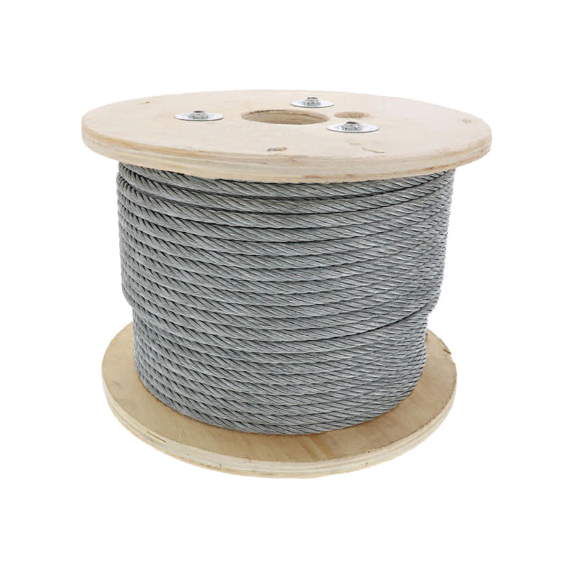 13MM GALV WIRE ROPE 30MTR COIL 6/19 F/C CONSTRUCTION