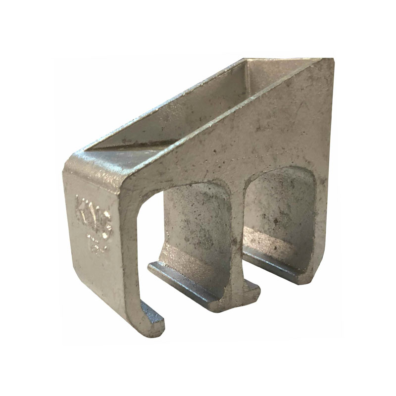KING NO.735 DOUBLE OPEN SIDE-WALL BRACKETS