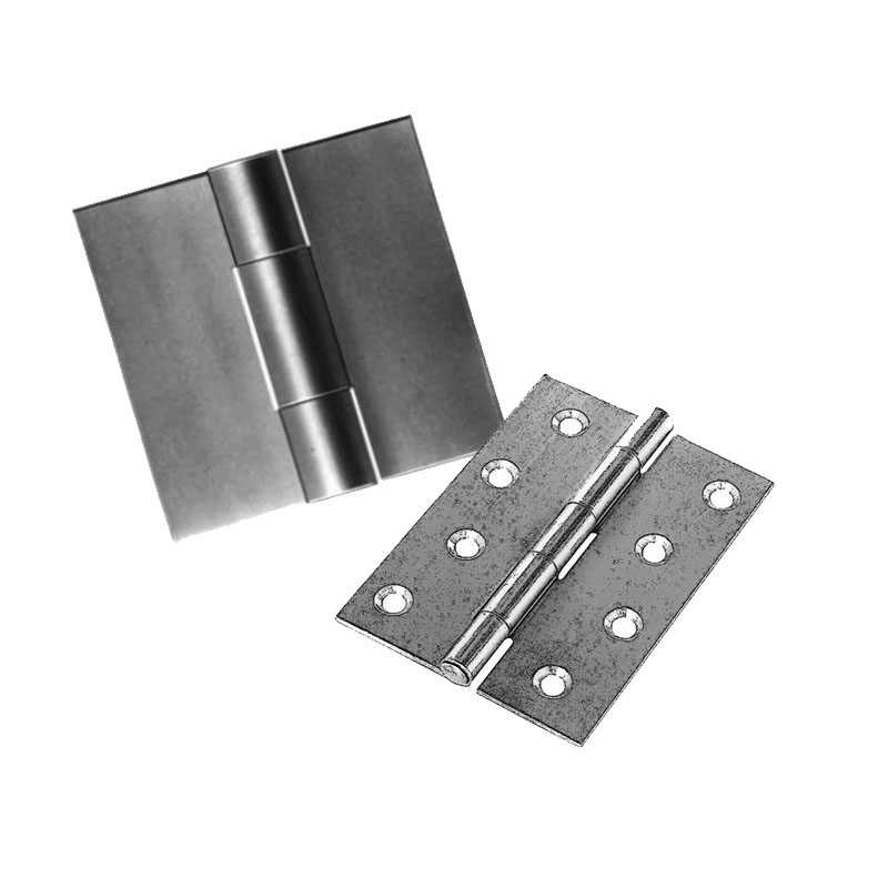 "No. 1838 Steel Butt Hinges (pair) 1"" To 6"""