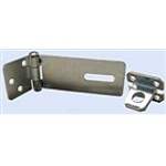 Abus Hasp And Staple - Traditional