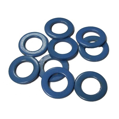 Rilsan Coated Flat Washers