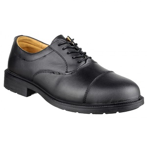 AMBLERS FS43 BLACK OXFORD SAFETY SHOES