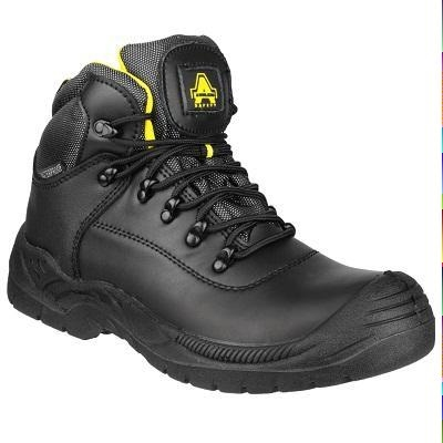 AMBLERS FS220 WATERPROOF BLACK HIKER BOOTS