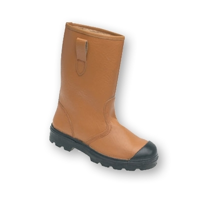 HIMALAYAN 9102 TAN SAFETY RIGGER BOOTS