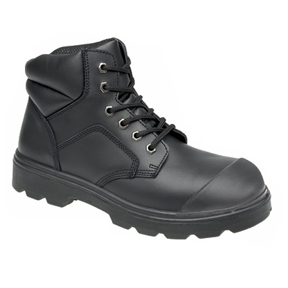 HIMALAYAN 2418 BLACK SAFETY BOOTS