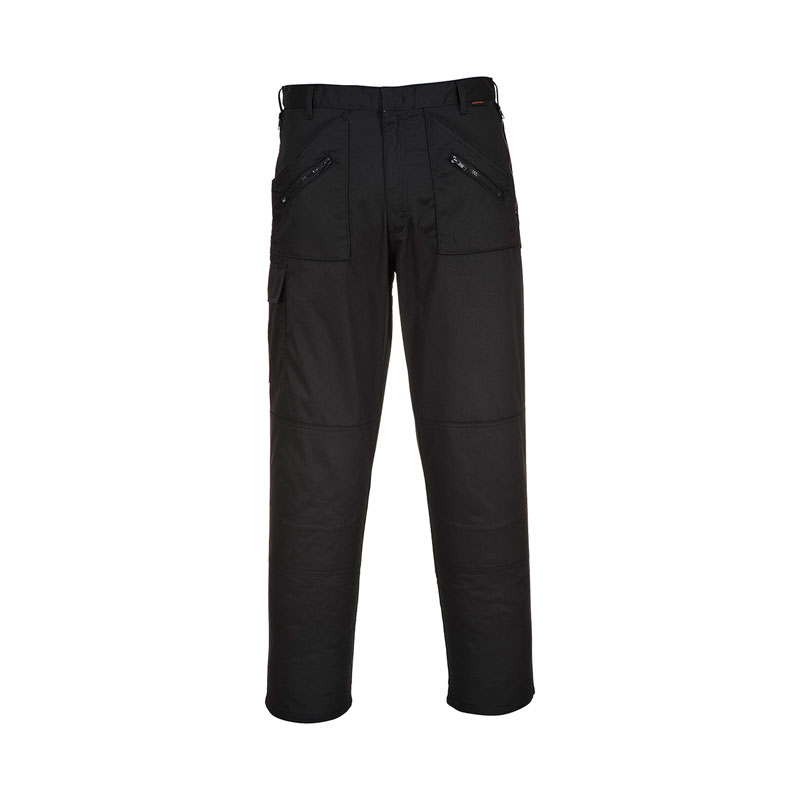 Dickies Black Redhawk Action Trousers WD814