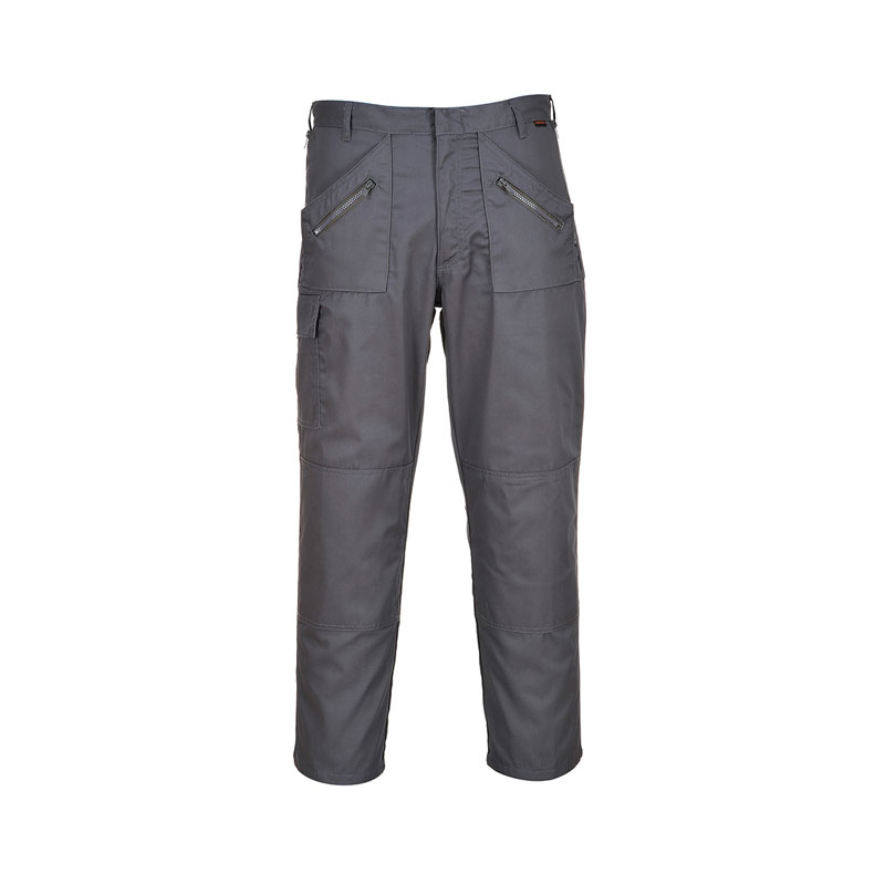 Dickies Grey Redhawk Action Trousers WD814
