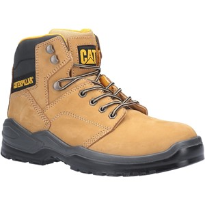 CAT STRIVER HONEY SAFETY BOOTS