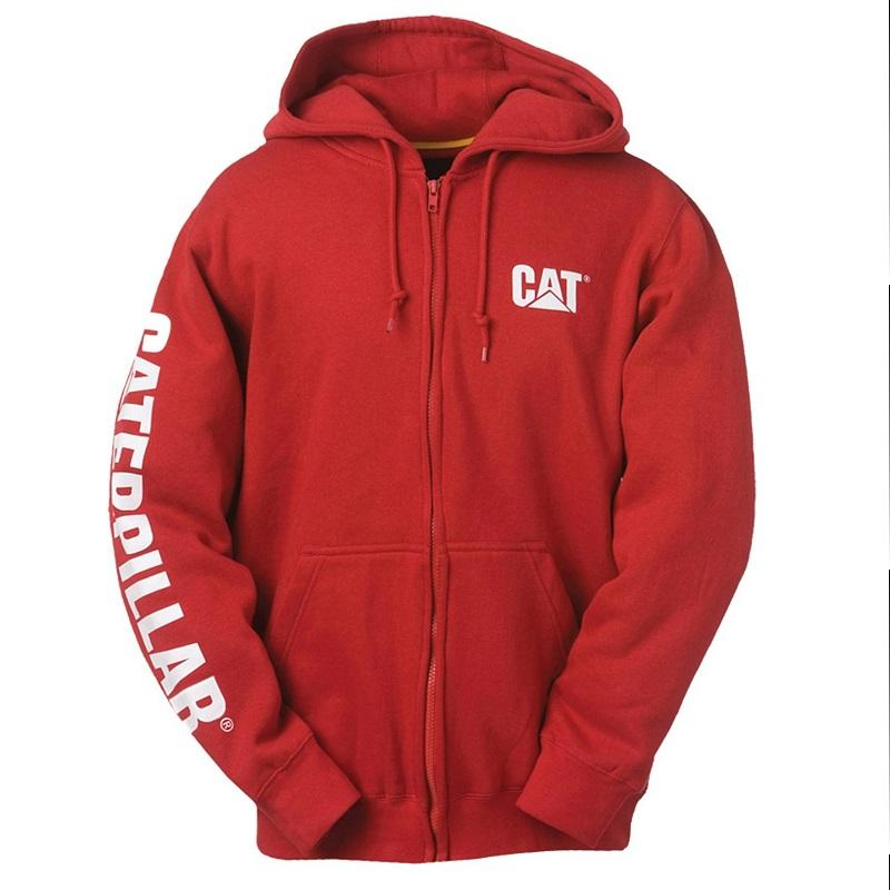 Caterpillar Chilli Pepper Hoodie