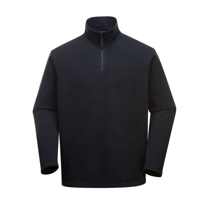 DICKIES TWO-TONE MICRO FLEECE,  GREY & BLACK