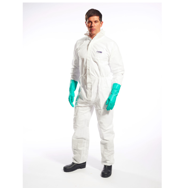 BIZTEX ST30 DISPOSABLE COVERALLS