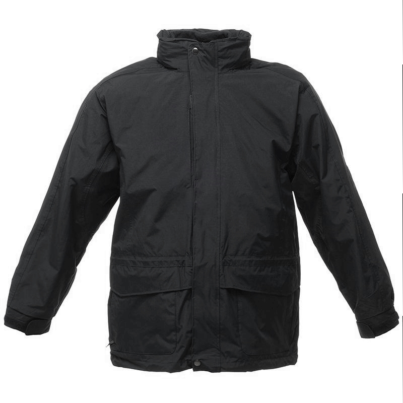 BLACK BENSON 3 IN 1 JACKET