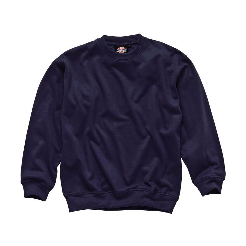 Dickies c/neck Navy Sweatshirt SH11125
