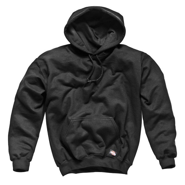 Dickies Black Hooded Sweatshirt SH11300