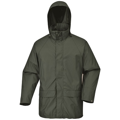 Sealtex Waterproof Jacket Olive S450