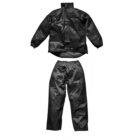 Dickies Vermont Waterproof Suit WP10050 Black