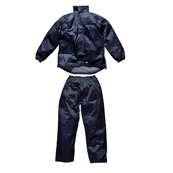 Dickies Vermont Waterproof Suit WP10050 Navy
