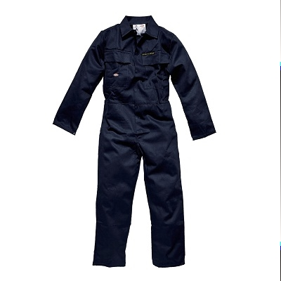 Dickies Proban Coverall Navy FR4869