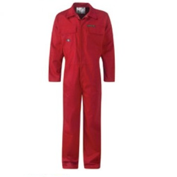 Dickies Proban Coverall Red Regular FR4869
