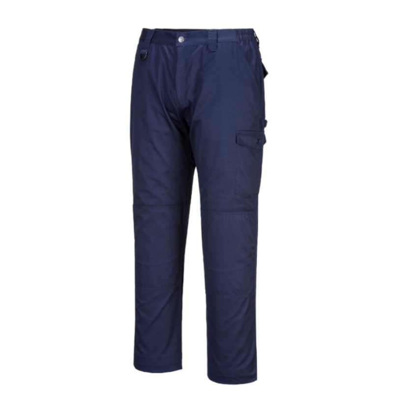 DICKIES NAVY SUPER WORK TROUSERS SHORT WD884