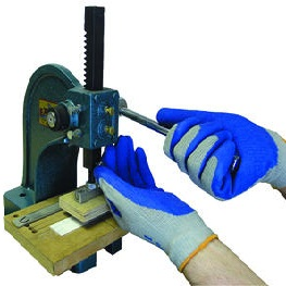 Polyco Reflex T Latex Glove