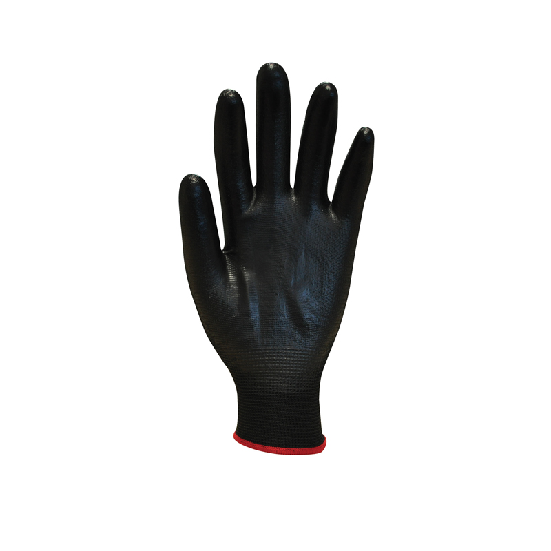Polyco Matrix P Grip Black Pu Glove