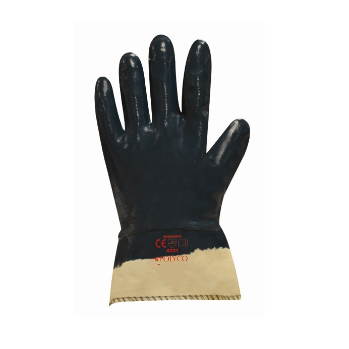 Polyco Nitron Glove Fully Coated Knitted Wrist
