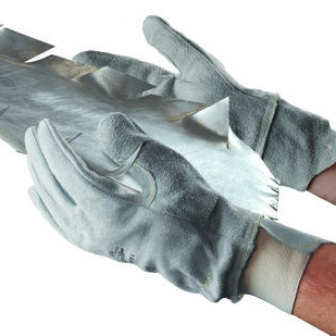 Polyco Granite 5 Delta  Leather Glove Cut Resistant