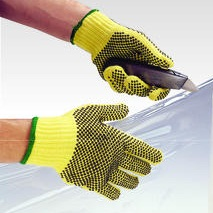 Polyco Touchstone Grip Glove Kevlar Medium Weight