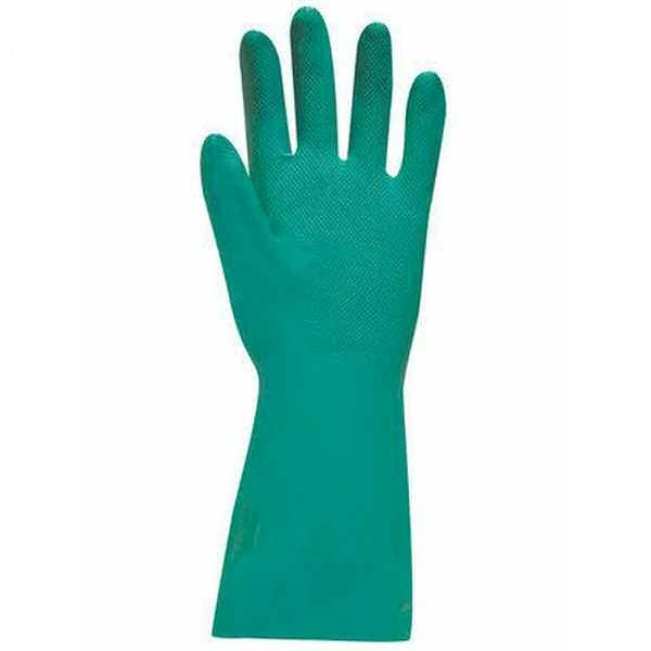 PH POLYCO NITRI-TECH 3 GREEN SYNTHETIC RUBBER GLOVE