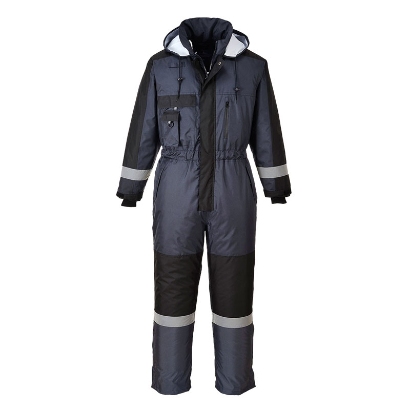 XL GREEN WATERPROOF PADDED COVERALL