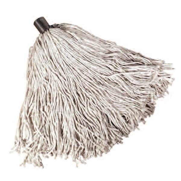 COTTON AND WOOL MOP HEADS